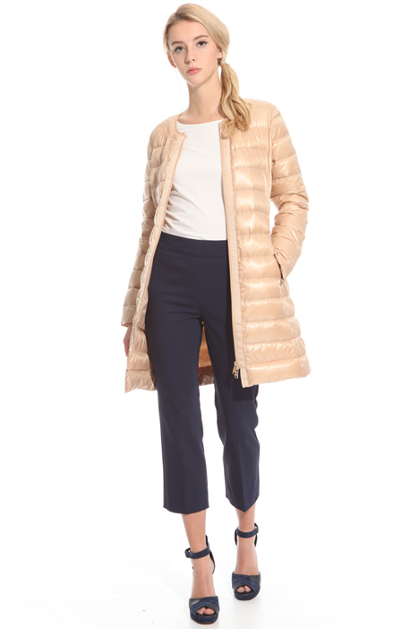 Tech fabric padded coat Intrend