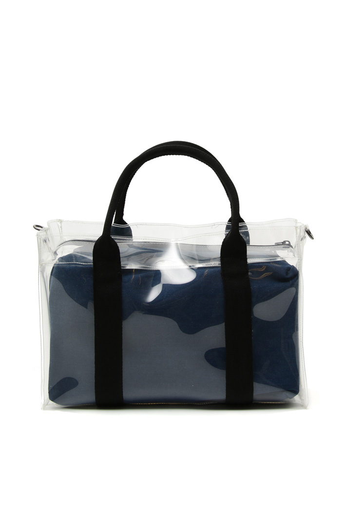 Clear hand bag Intrend