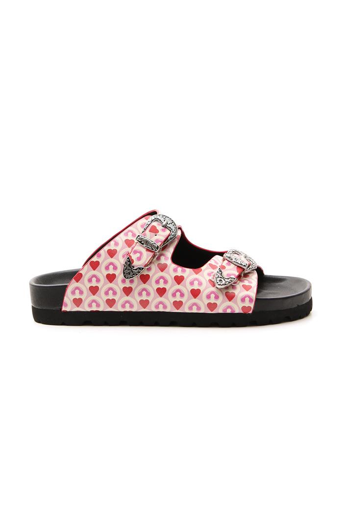 Sandalo multicolor Intrend