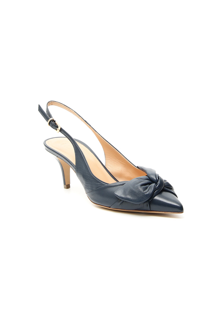 Draped slingback Intrend