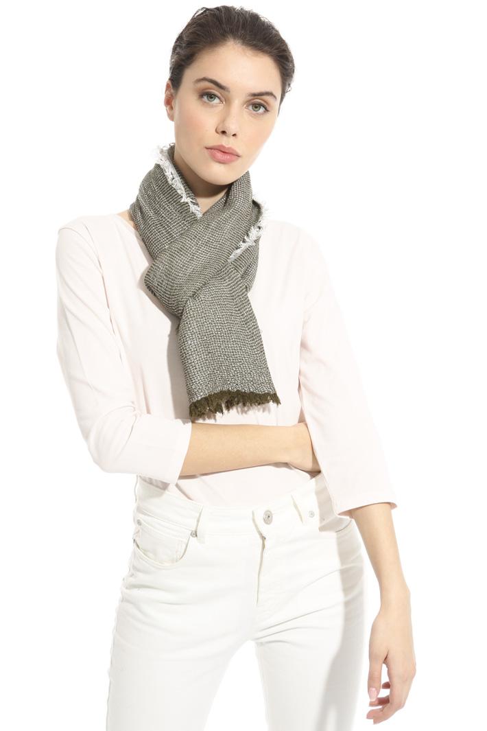 Soft viscose blend scarf Intrend