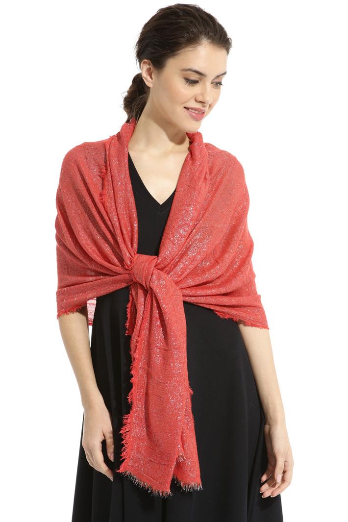 Lurex blend scarf Intrend