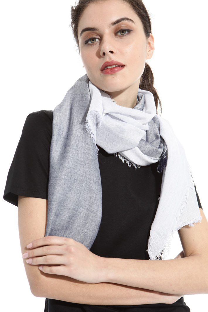 Two-tone scarf Intrend