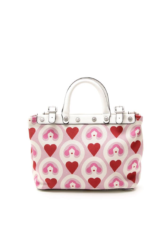 Printed handbag Intrend