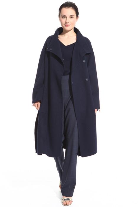Cappotto in misto lana leggero Intrend
