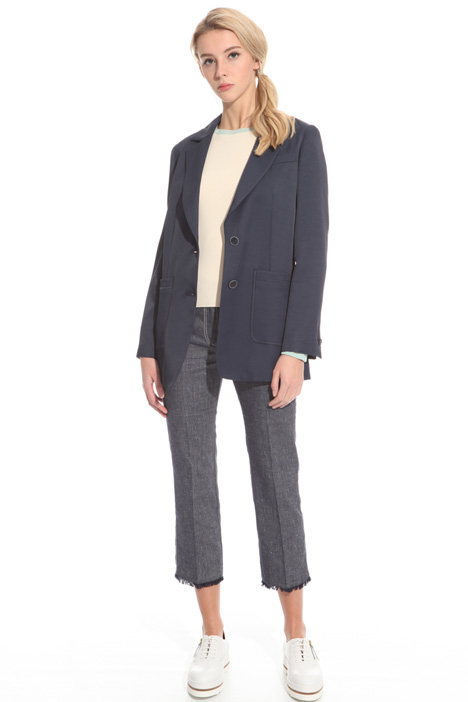Viscose twill jacket  Intrend
