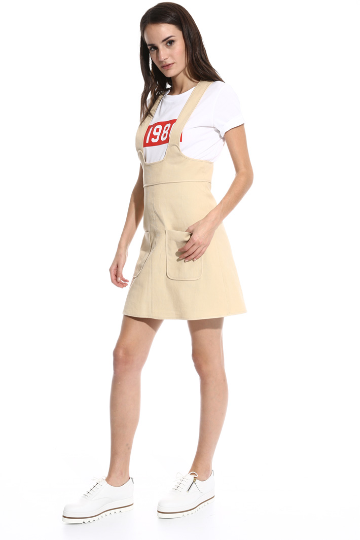 Canneté skirt jumpsuit Intrend