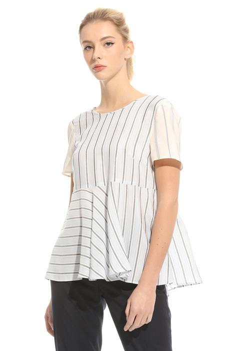 Light viscose top Intrend