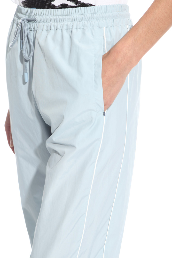 Taffetà jogging-style pants Intrend