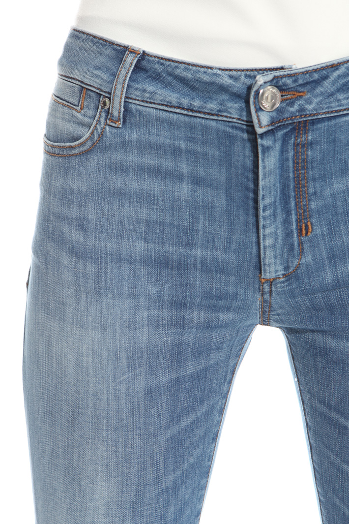 Jeans with studs Intrend
