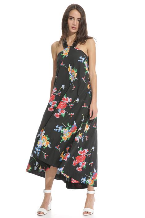 Printed loose dress Intrend