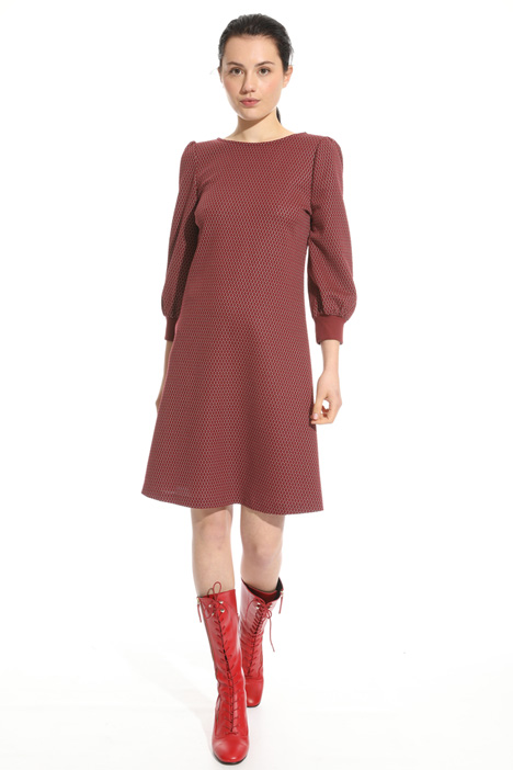 Puff sleeve dress Intrend