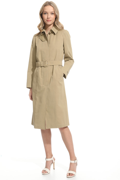 Cotton blend trench Intrend