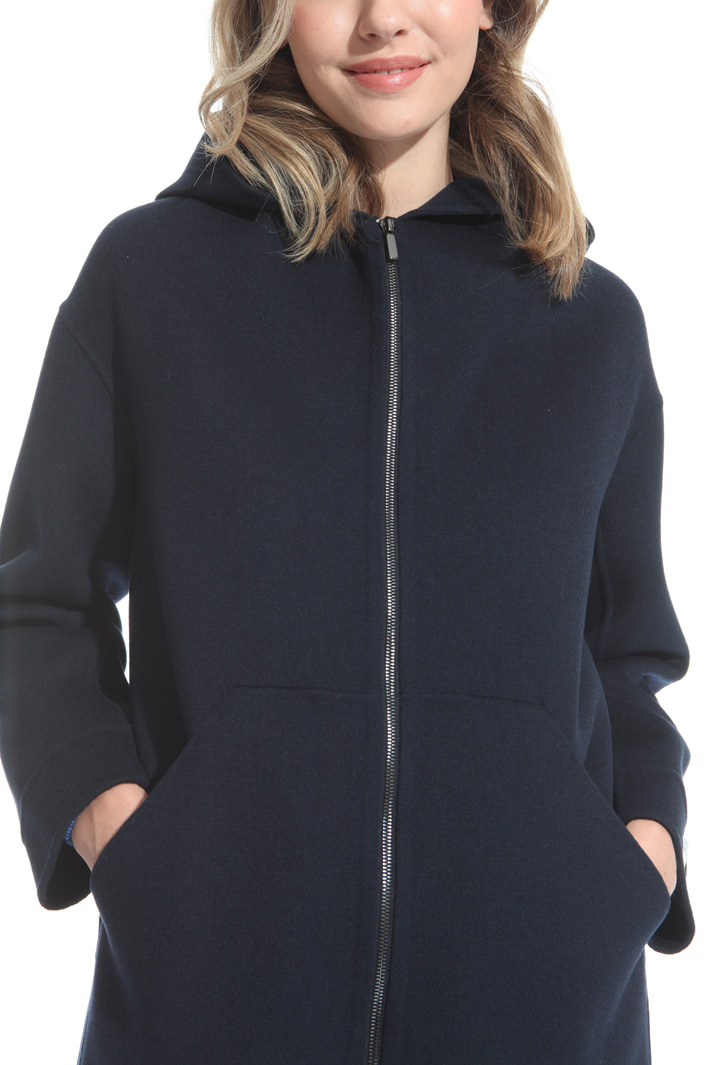 Hooded coat Intrend