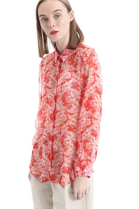 Silk chiffon shirt Intrend