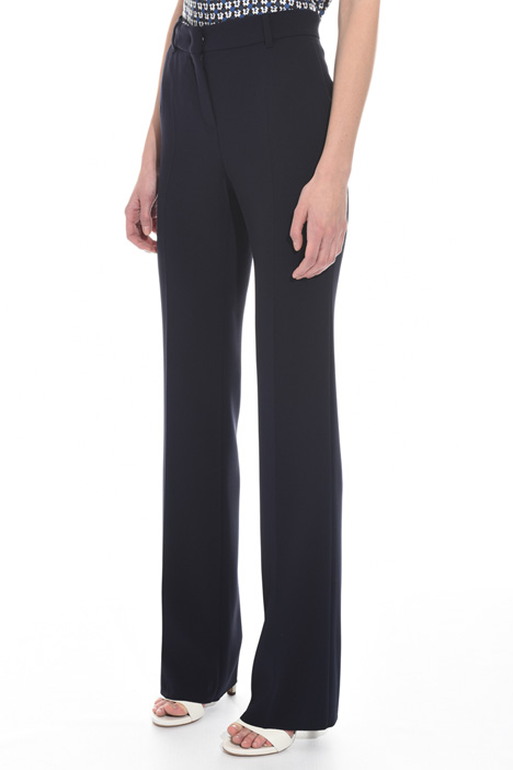 Diffusione Pantaloni Eleganti Da Tessile DonnaIntrend kiPXZu