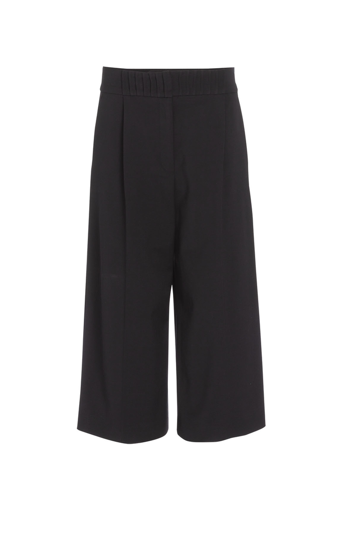Cropped faille trousers Intrend