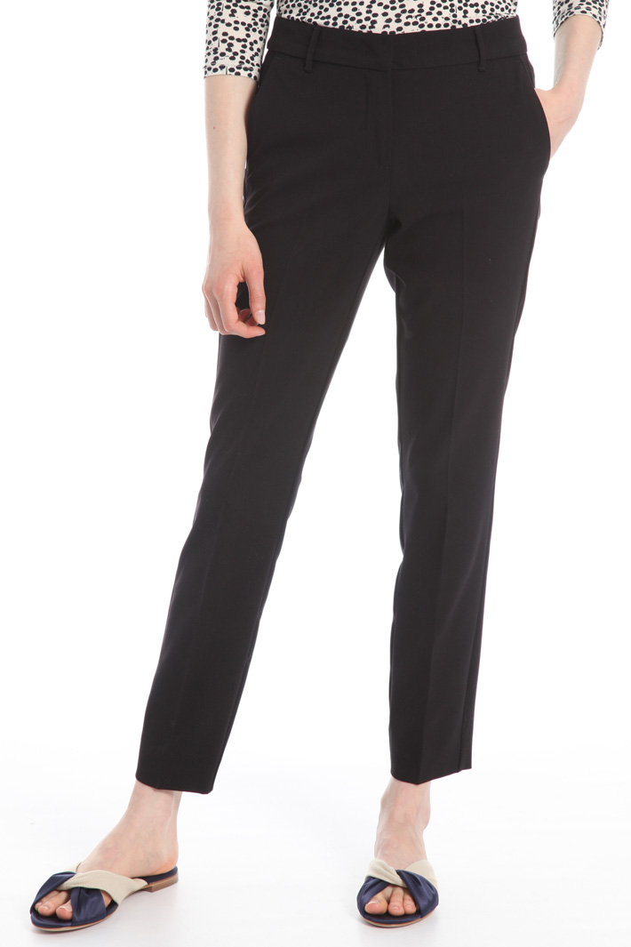 Stretch trousers Intrend