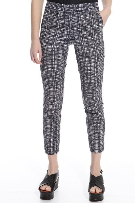Pantalone aderente jacquard Intrend