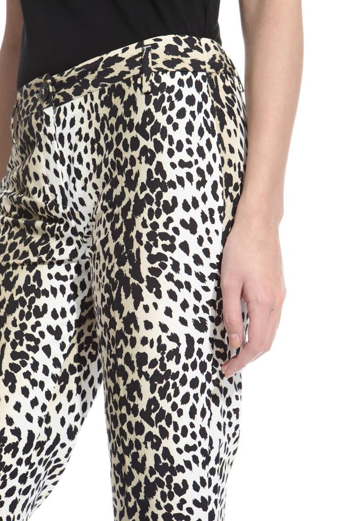 Pantaloni animalier Intrend