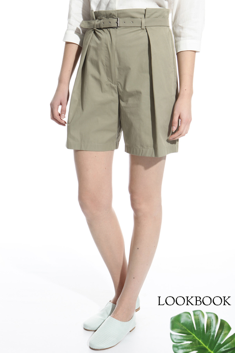 Shorts in cotone Intrend