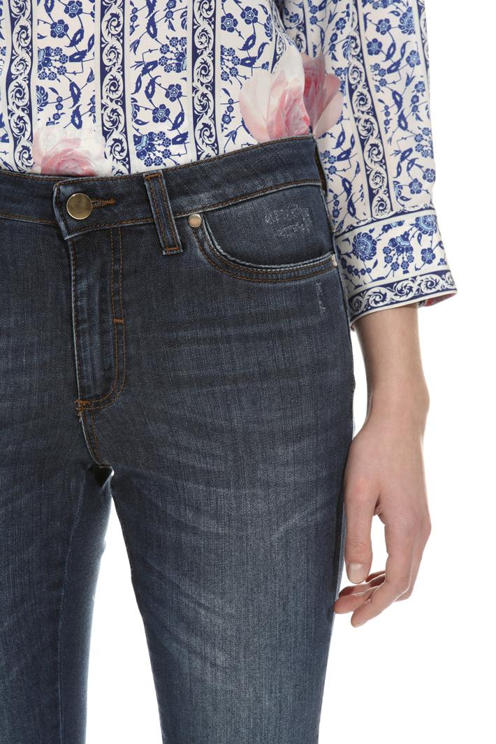Jeans cinque tasche flare Intrend