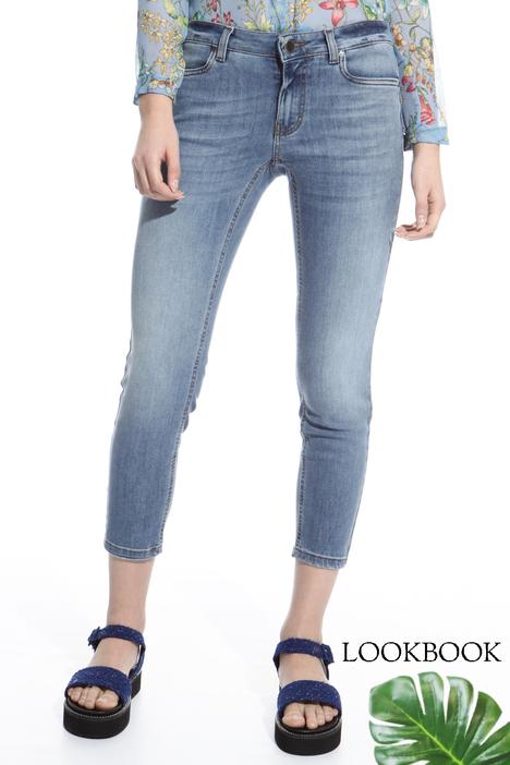Skinny five pocket jeans Intrend