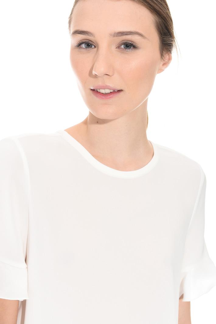 Triacetate blouse Intrend