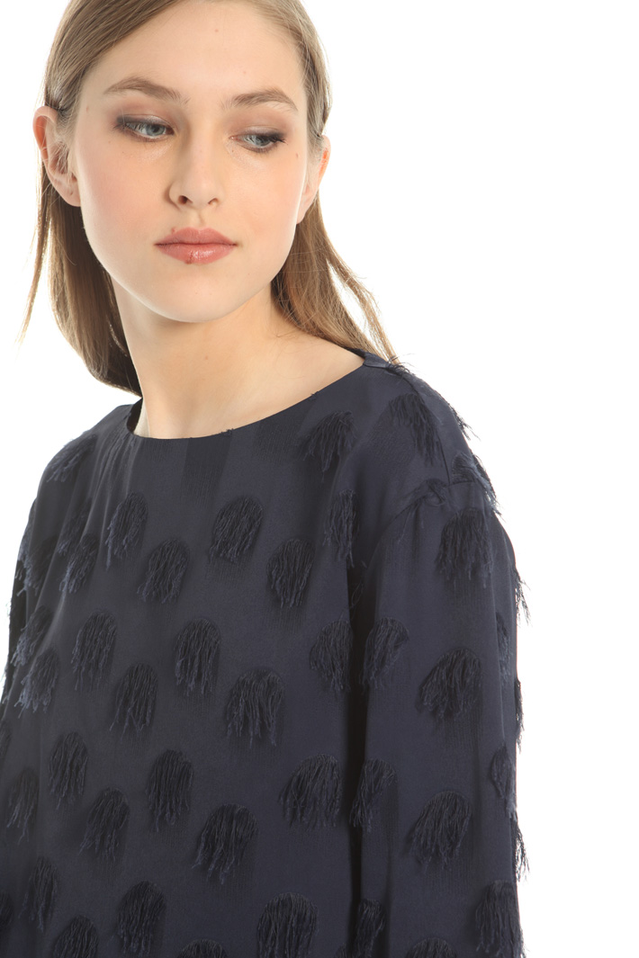 Fil coupé blouse Intrend