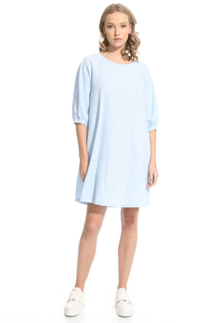 Linen blend dress Intrend