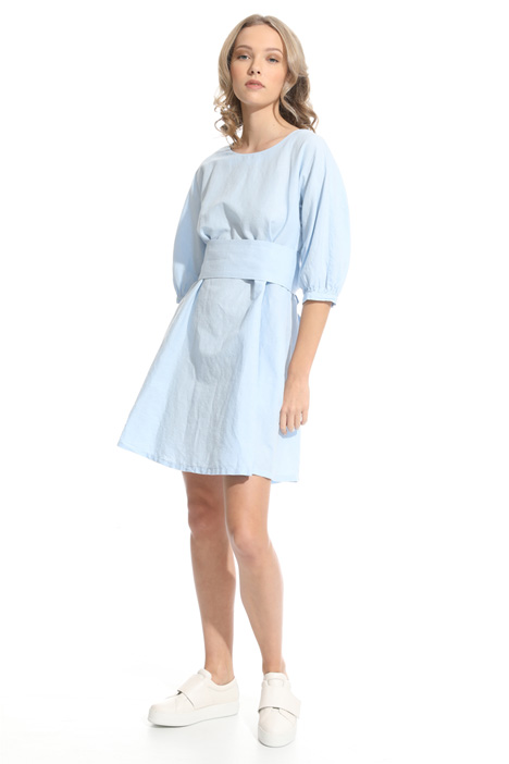 Linen blend dress Intrend
