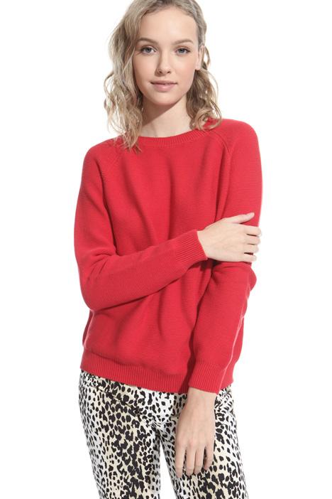 d9858a4a93 Maglie e Cardigan - Colore: Rosso e bordeaux - Intrend