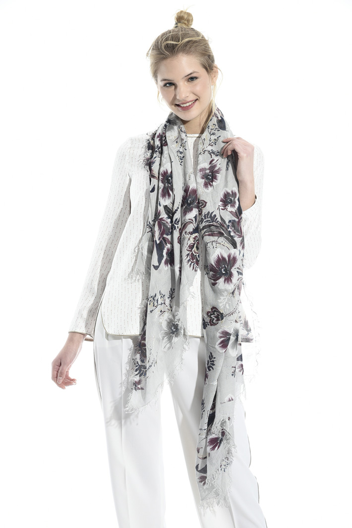 Printed scarf Intrend
