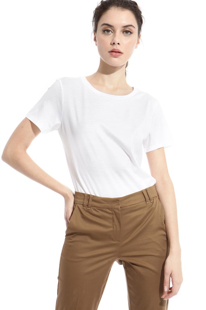 Cotton basic T-shirt Intrend