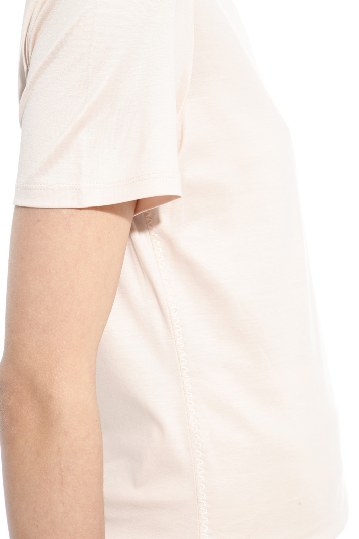 Cotton basic T-shirt Intrend