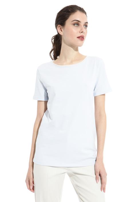 T-shirt con maniche corte Intrend