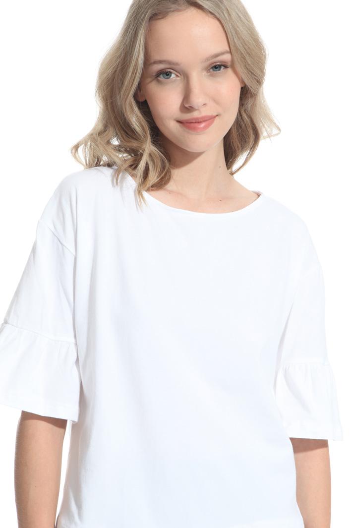 Bell sleeve T-shirt Intrend