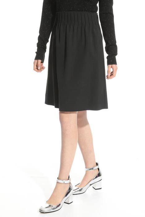 Miniskirt in cotton Intrend