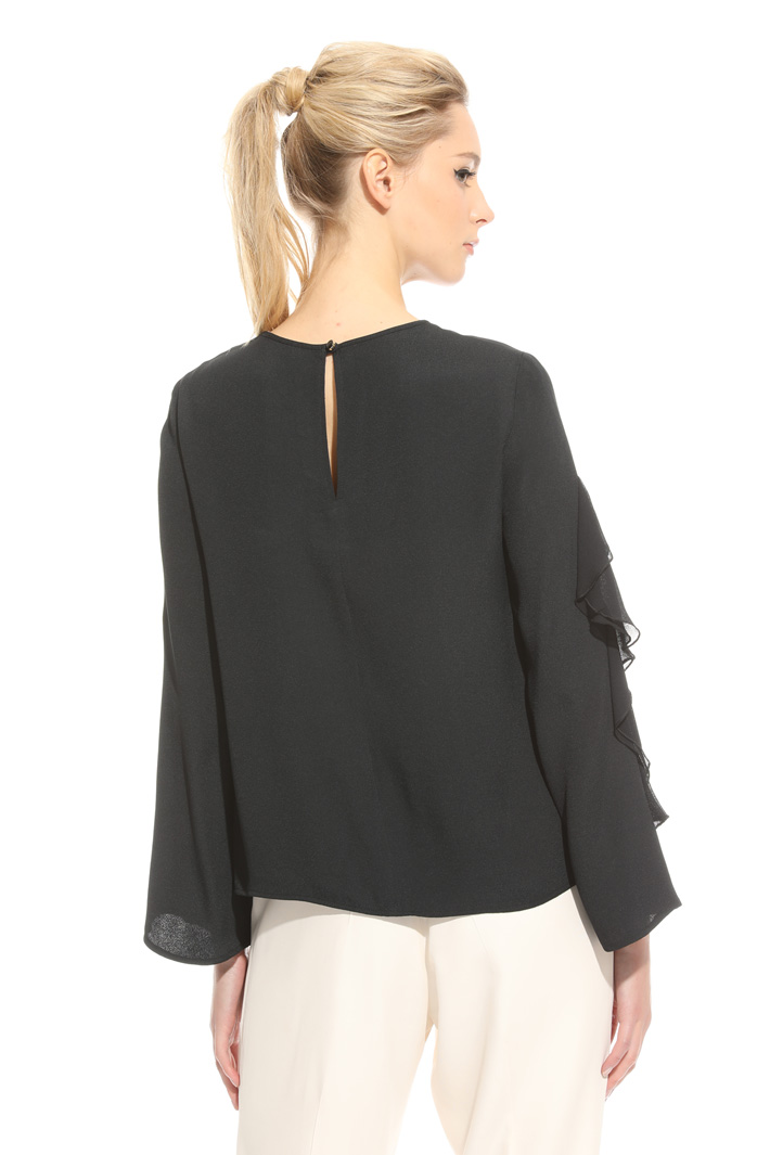 Ruffled blouse Intrend