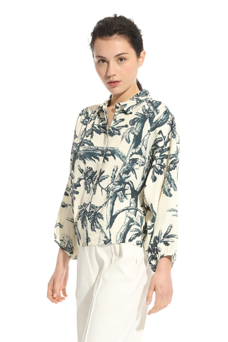 Bomber shirt Intrend