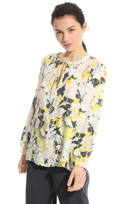 Silk viscose blouse Intrend