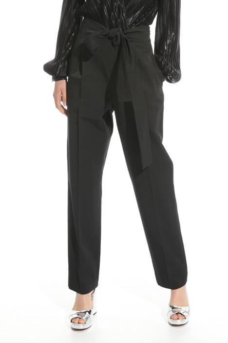 Pantalone con fiocco Intrend