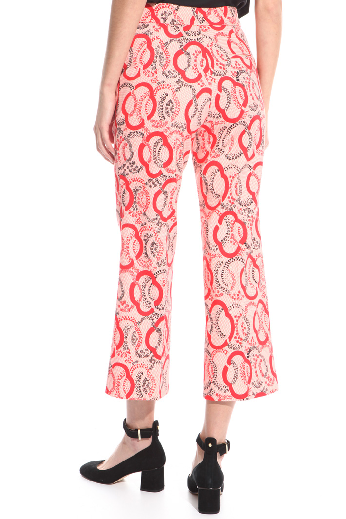 Pique stretch trousers  Intrend
