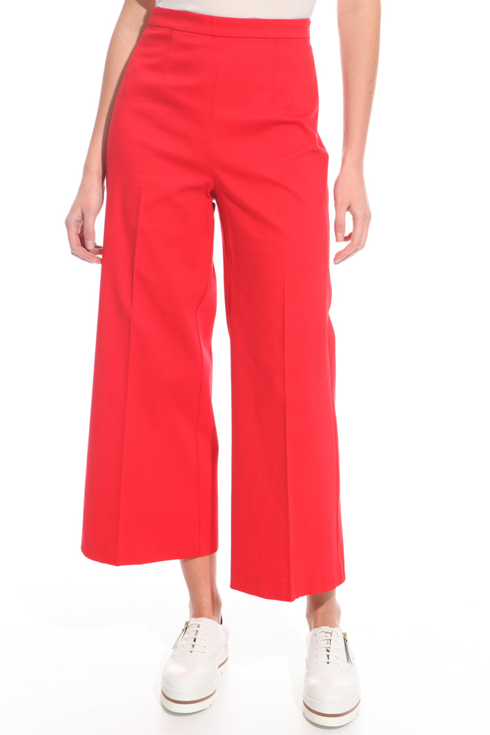 Cropped trousers Intrend