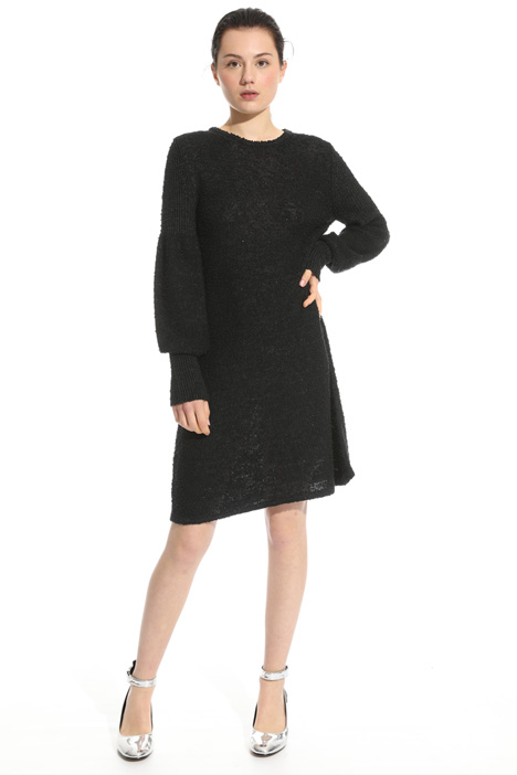 Sequin knit dress Intrend