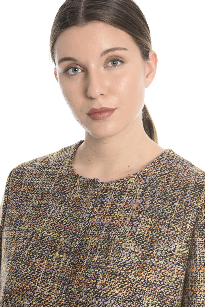 Bouclé jacket Intrend