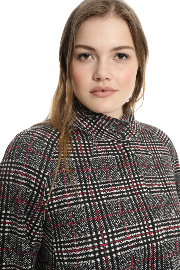 Double pattern jacket Intrend