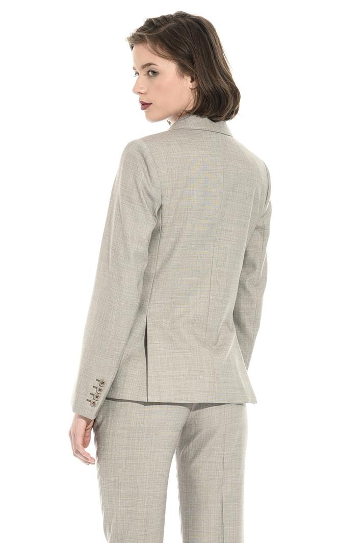 Wool and silk blazer Intrend