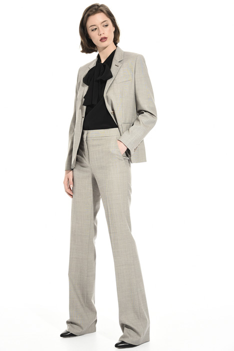 Wool and silk blazer Intrend