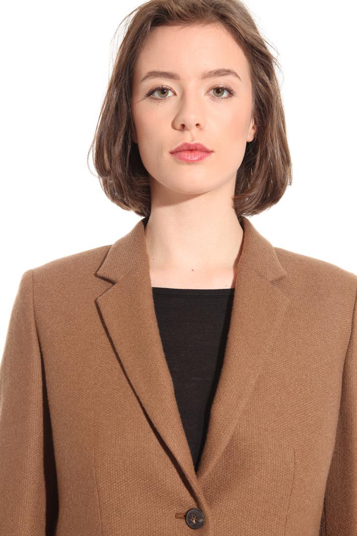 Pure cashmere blazer Intrend